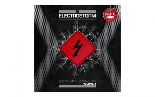 Out of Line Electrostorm Vol 8